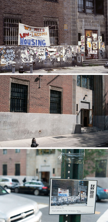 NY Gestern und Heute